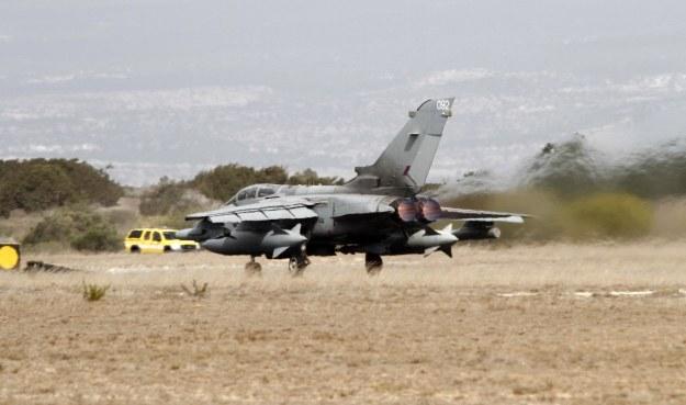 Tornado RAF-u /AFP