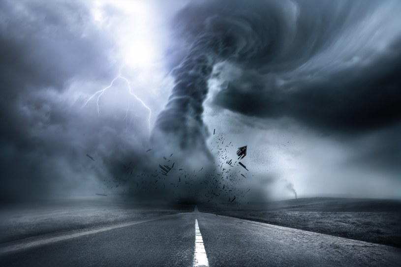 Tornado /©123RF/PICSEL