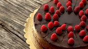 Tort cesarski czekoladowy