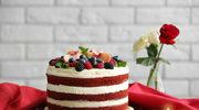 Tort Czerwony Aksamit