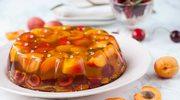 Tort galaretkowy na kruchym spodzie