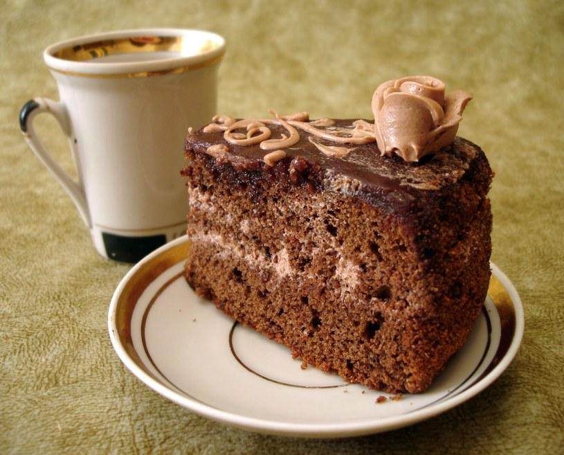 Tort kawowy /123RF/PICSEL
