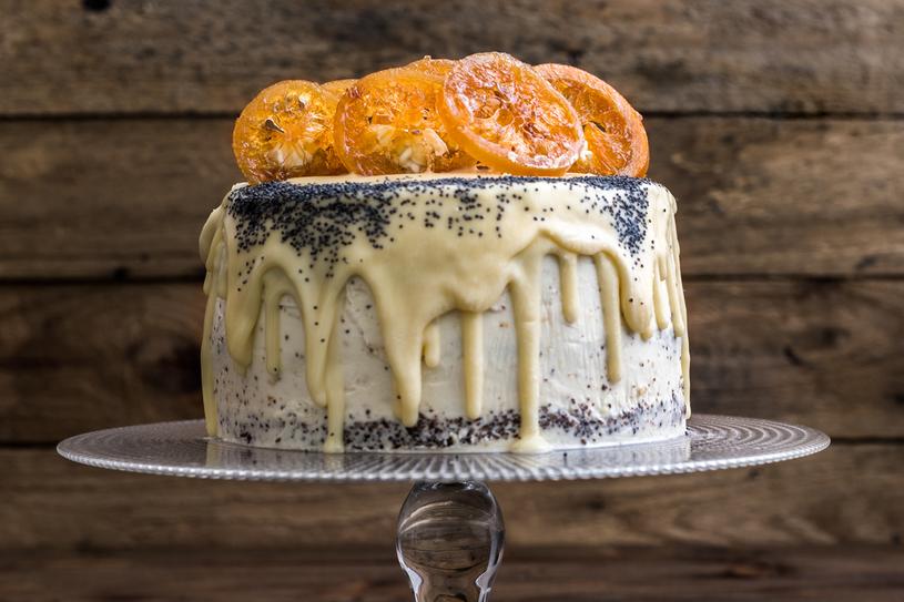 Tort makowy /123RF/PICSEL