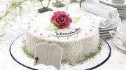 Tort waniliowy z powidłami