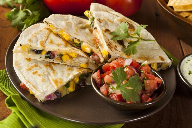 Tortilla meksykańska /123RF/PICSEL