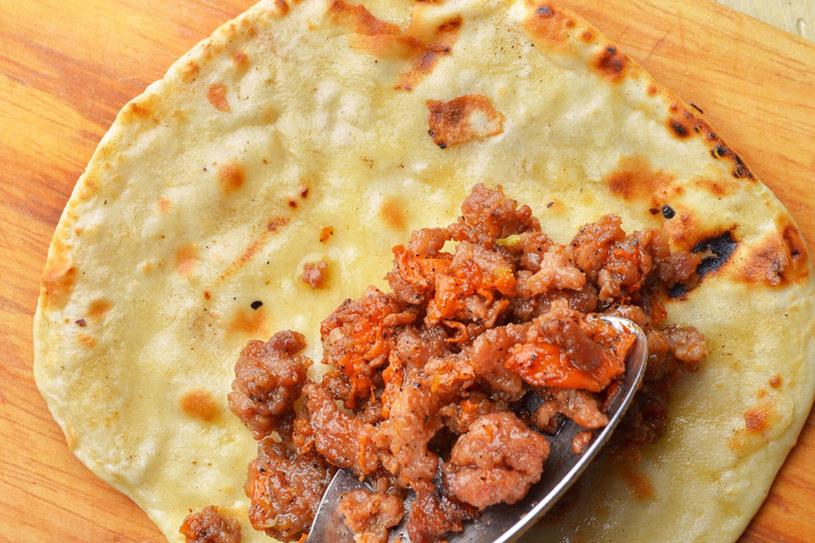 Tortilla po meksykańsku /123RF/PICSEL