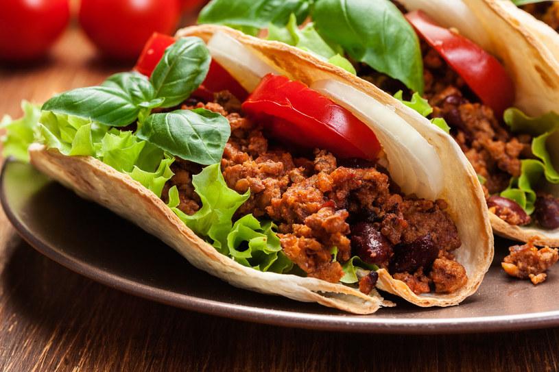 Tortille z mięsem /123RF/PICSEL