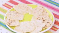 Tortitas de pan caseros