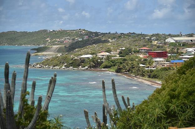 Tortola, Wyspy Dziewicze. Fot. Mike Coppola /Getty Images/Flash Press Media