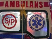 Toruń: Czterolatek wypadł z 11. piętra. Walczy o życie