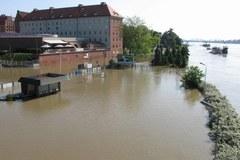 Toruń pod wodą