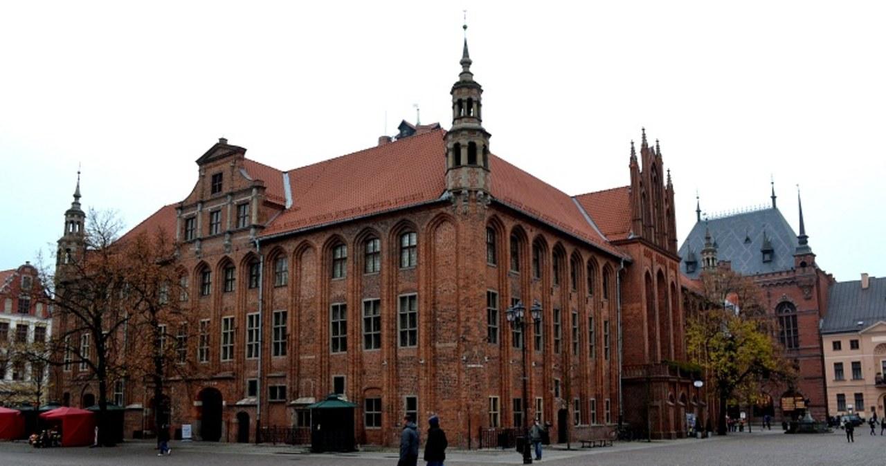 Toruńska starówka w obiektywie Pawła Balinowskiego