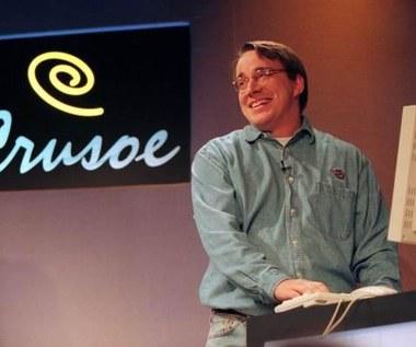 Torvalds zmienia miejsce publikacji jądra Linuksa