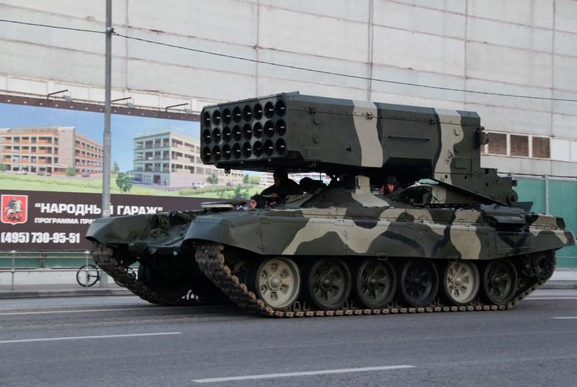 TOS-1. Fot. Vitaliy Ragulin /Wikipedia