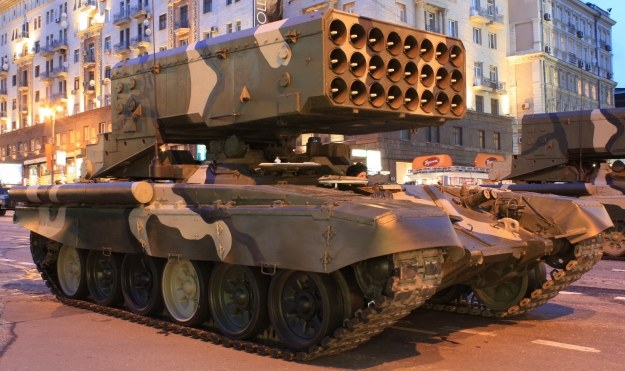 TOS-1A    Fot. Goodvint /materiały prasowe