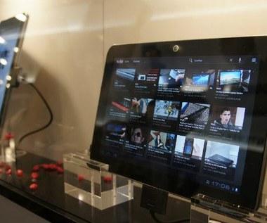 Toshiba: 3D bez okularów i najcieńszy tablet