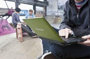 Toshiba i internetowa platforma umożliwiającą ściąganie muzyki