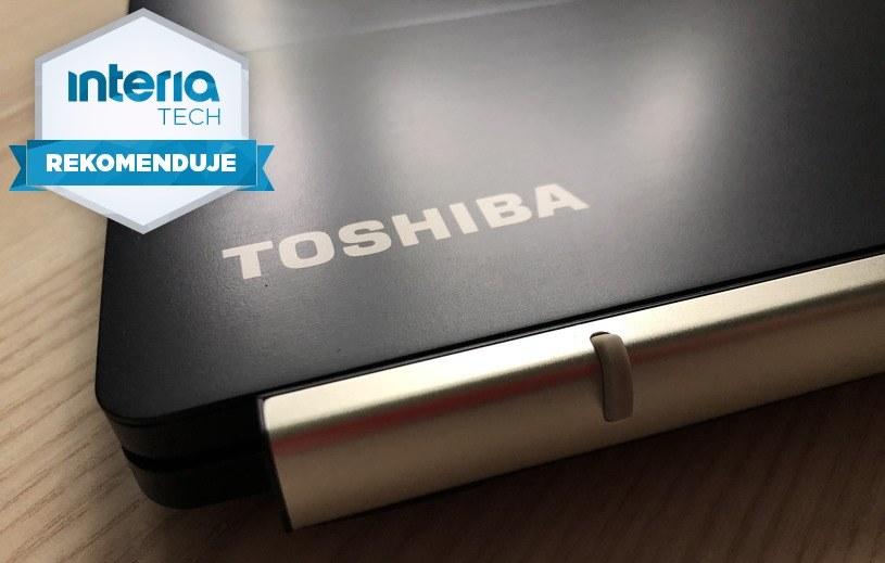 Toshiba Portégé X30T-E  otrzymuje REKOMENDACJĘ serwisu Nowe Technologie /INTERIA.PL