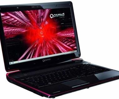 Toshiba Qosmio F750 3D - laptop z 3D, na jaki czekałeś!