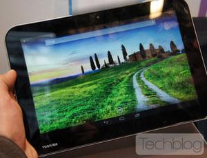 Toshiba szykuje swój pierwszy tablet z nową Tegrą 4?