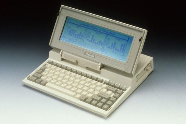 Toshiba T1100 /materiały prasowe