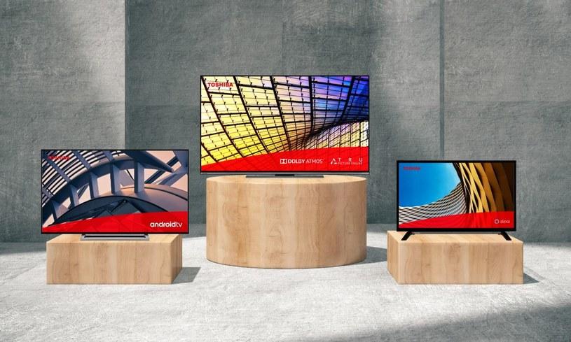 Toshiba TV - nowości zaprezentowane na targach IFA /materiały prasowe