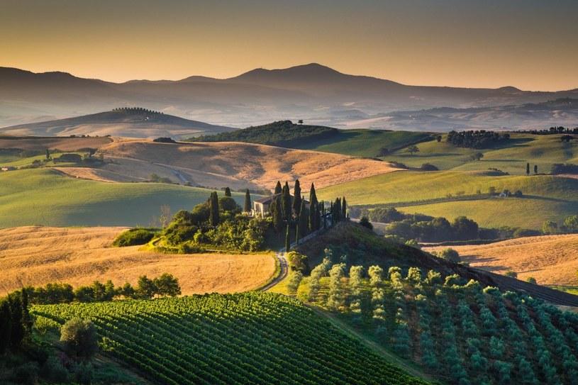 Toskania to urokliwy i bogaty w zabytki rejon Włoch /123RF/PICSEL