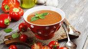 Toskańska zupa pomidorowa