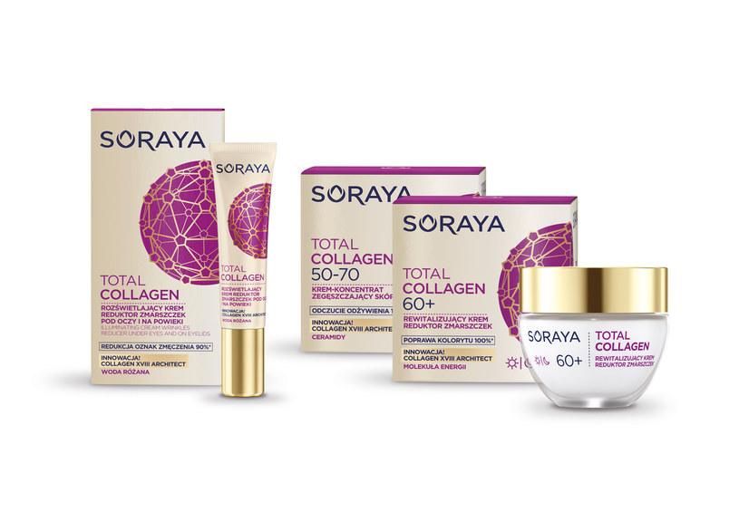 Total Collagen Soraya /materiały prasowe
