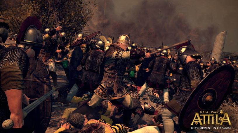 Total War: Atilla /materiały prasowe