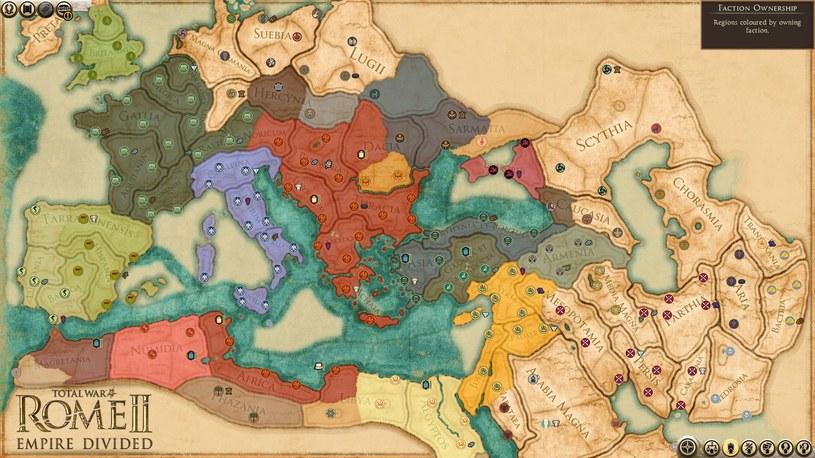 Total War: Rome II /materiały prasowe