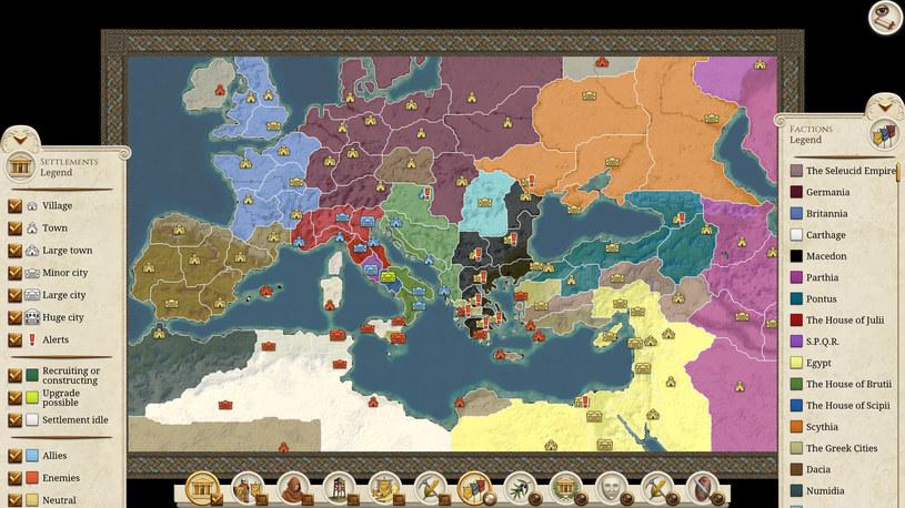 Total War: Rome /materiały prasowe