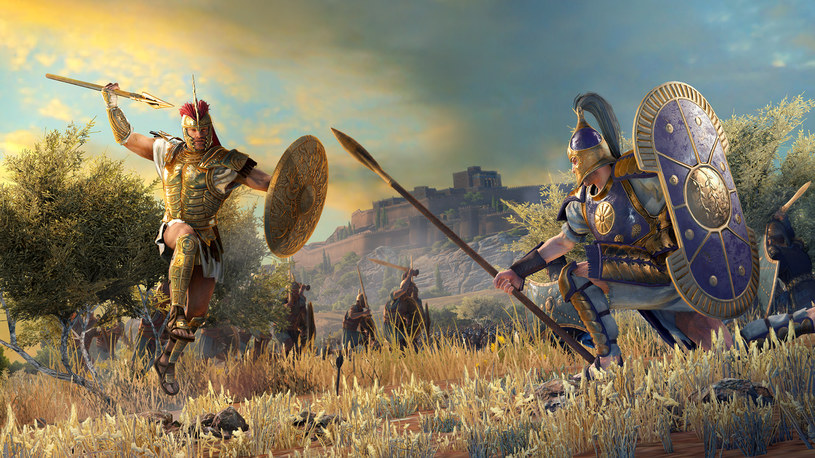 Total War Saga: Troy /materiały prasowe