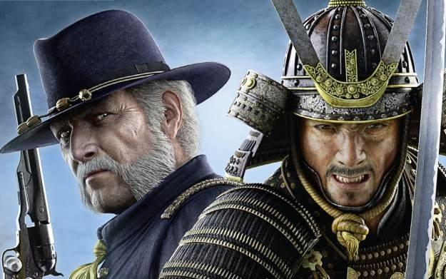 Total War: Shogun 2 - Zmierzch samurajów - motyw graficzny /Informacja prasowa