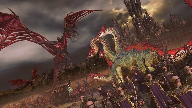 Total War: Warhammer II Mortal Empires /materiały prasowe