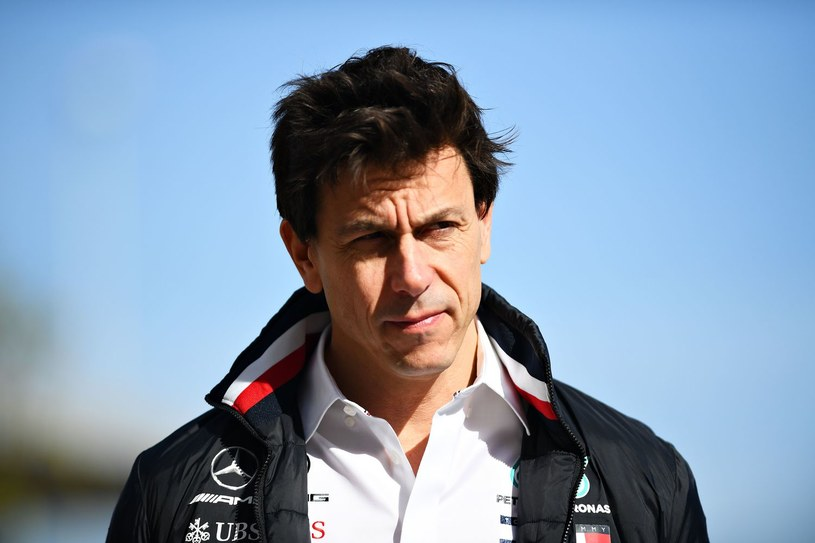 Toto Wolff /AFP