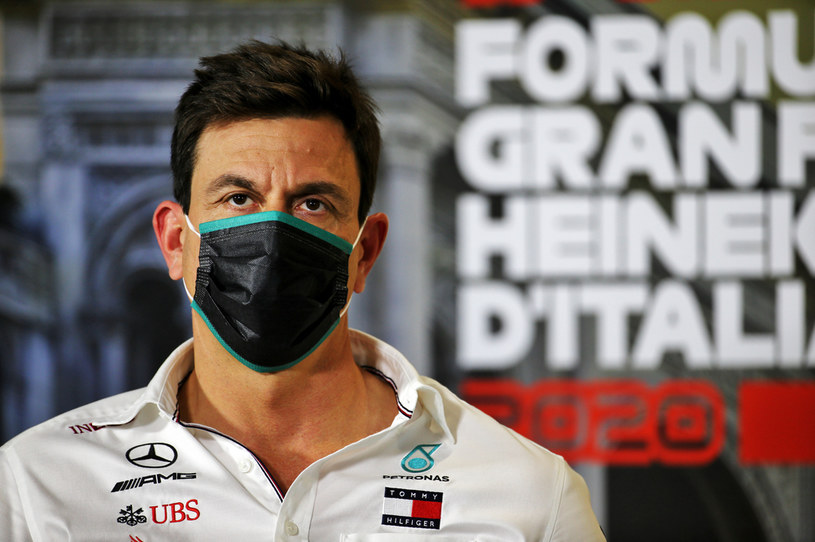 Toto Wolff /Getty Images
