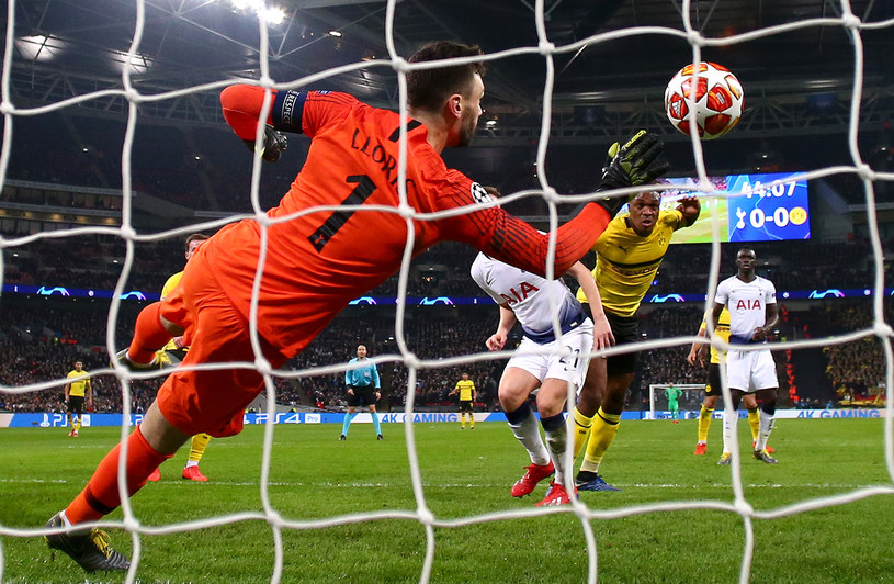 Tottenham Hotspur - Borussia Dortmund /Getty Images
