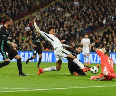 Tottenham - Real Madryt 3-1 w Lidze Mistrzów