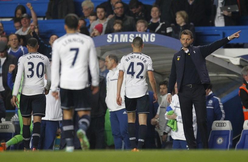 Tottenham zamierza latem rozstać się z Timem Sherwoodem /AFP