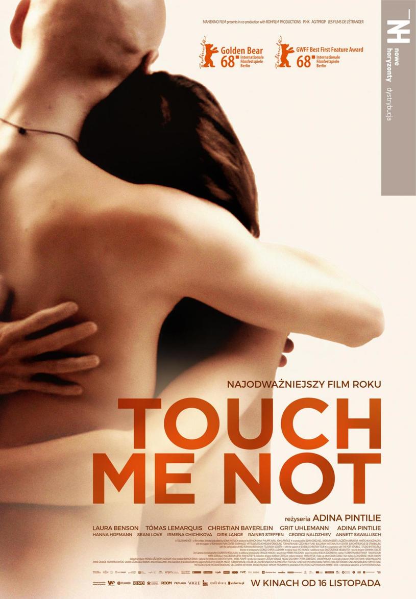 """Touch Me Not"" trafi do kin 16 listopada /materiały dystrybutora"