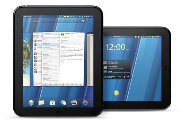 TouchPad HP /materiały prasowe
