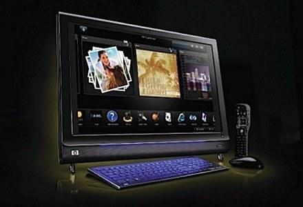 TouchSmart produkcji HP /materiały prasowe
