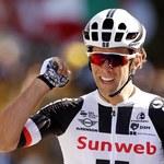 Tour de France: Australijczyk Matthews wygrał etap, Froome liderem