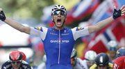 Tour de France: Marcel Kittel wygrał w Liege. Duża kraksa w peletonie