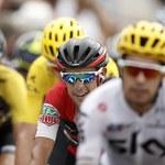 Tour de France: Porte ma złamany obojczyk i panewkę stawu biodrowego