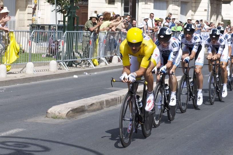 Tour de France startuje 2 lipca i potrwa dokładnie 22 dni /123RF/PICSEL