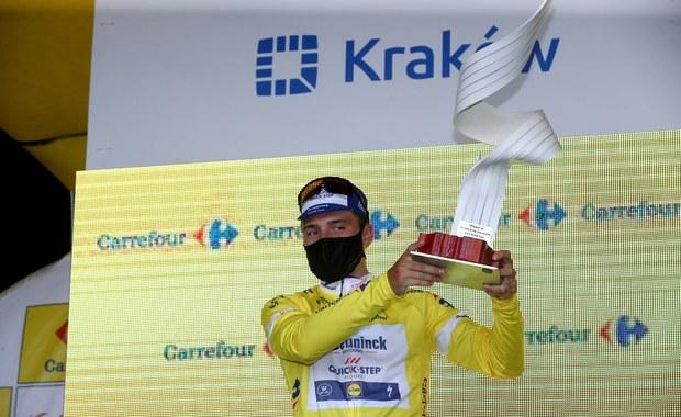 Tour de Pologne: Remco Evenepoel zwycięzcą wyścigu!