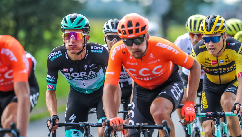 Tour de Pologne. Richard Carapaz zwycięzcą trzeciego etapu
