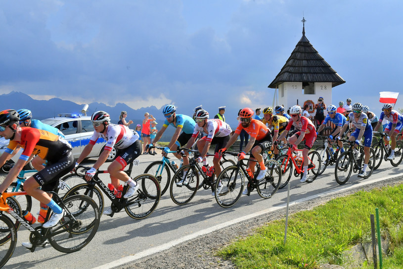 Tour de Pologne /Pawel Murzyn/East News /East News